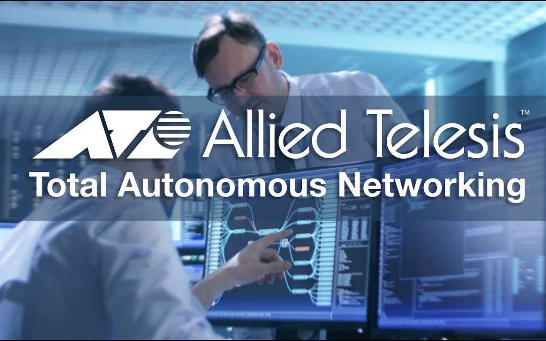 Total Autonomous Networking