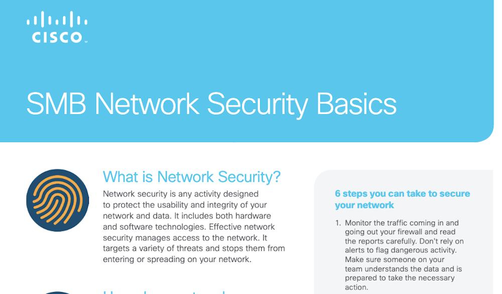 SMB Network Security Basics